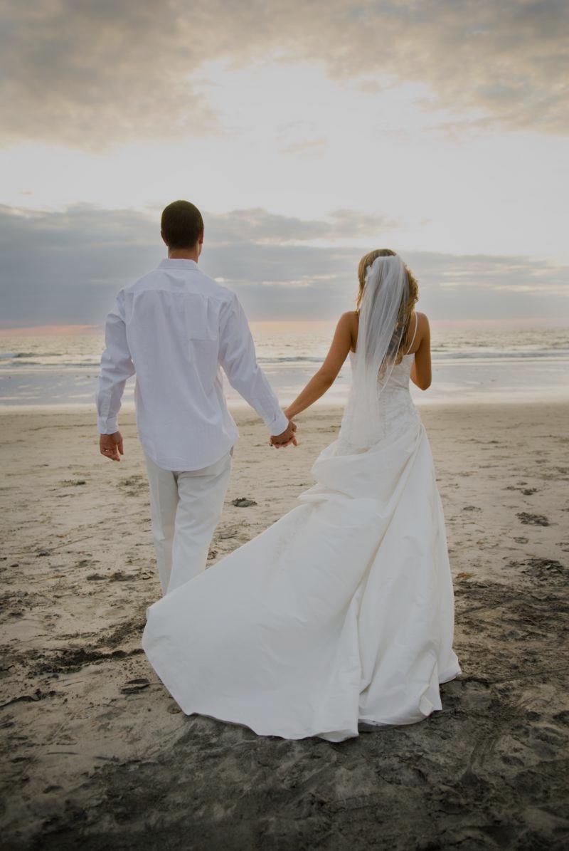 Диалог перед свадьбой